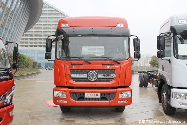 优惠0.6万广州多利卡D12载货车促销中