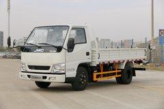 江铃 顺达小卡 普通款 116马力 3.7米单排栏板轻卡(JX10417CB25) 卡车图片