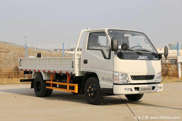 降价促销蚌埠顺达窄体载货车仅售8.69万