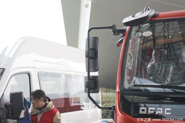东风多利卡D8载货车玉柴160马力优惠促销
