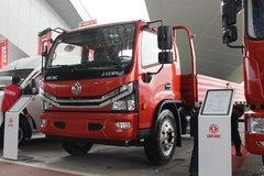东风 多利卡D8 190马力 4X2 6.2米排半栏板载货车(国六)(EQ1160S8CDE) 卡车图片