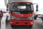 东风 多利卡D8 锐能版 160马力 4X2 6.2米排半仓栅式载货车(EQ5160CCYL8BDFAC)图片