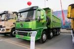 陕汽商用车 轩德翼6 300马力 8X4 5.6米自卸车(SX3315GP5)图片