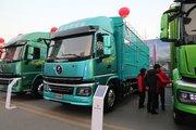 陕汽商用车 轩德翼6 轻量化版 220马力 4X2 6.75米仓栅式载货车(SX5180CCYGP5501)