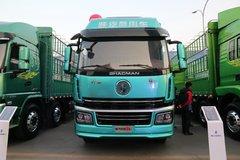陕汽商用车 轩德翼6 标载版 240马力 4X2 6.75米仓栅式载货车(国六) 卡车图片