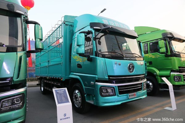 降价促销达州轩德翼6载货车仅售23.76万