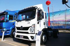 陕汽商用车 轩德翼9 空柜版 200马力 4X2牵引车(国六) 卡车图片