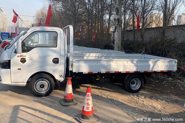 优惠2万 北京市T5(原途逸)载货车火热促销中