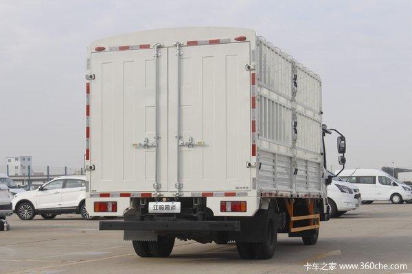 降价促销凯运升级版载货车仅售9.52万