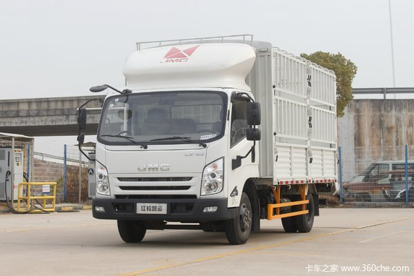 降价促销凯运升级版载货车仅售9.54万