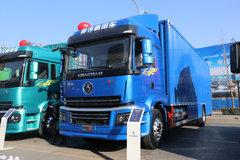 陕汽商用车 轩德翼3 轻量化版 290马力 4X2 9.5米厢式载货车(国六) 卡车图片