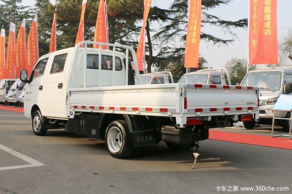 回馈客户榆林唐骏V5载货车仅售8.50万