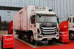 江淮 格尔发K6LII 220马力 4X2 7.2米冷藏车(HFC5181XLCP3K2A53V)