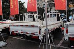 唐骏欧铃 V5系列 129马力 3.95米单排栏板轻卡(国六)(ZB1030VDD2L)