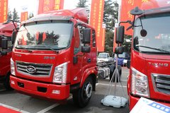 唐骏欧铃 K7系列 超达 170马力 6.2米单排栏板载货车 卡车图片