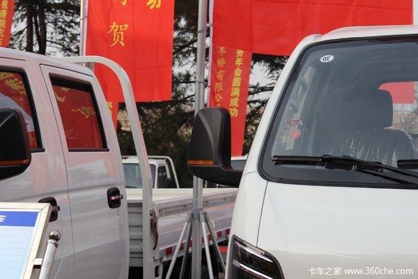 优惠0.1万威海唐骏唐骏V5载货车促销中