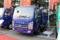 唐骏欧铃 T3系列 小金刚 130马力 3米自卸车(国六) 卡车图片