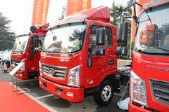 唐骏欧铃 K7系列 骏达 130马力 4.1米单排栏板载货车(国六) 卡车图片
