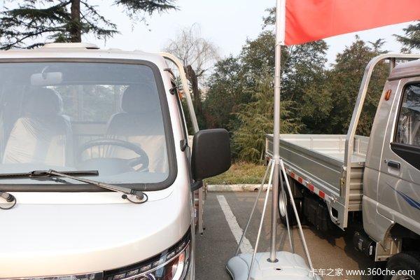 优惠0.1万潍坊唐骏赛菱载货车促销中