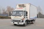 江淮 帅铃E中体 150马力 4X2 4.03米冷藏车(6挡)(HFC5045XLCP32K2C7S)图片