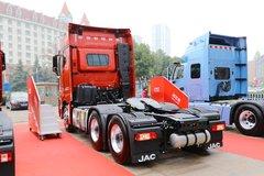 江淮 格尔发K7重卡 490马力 6X2R AMT自动挡牵引车(HFC4252P1K7D33KS)