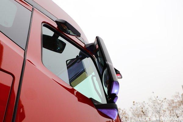 降价促销格尔发K7牵引车仅售36.38万