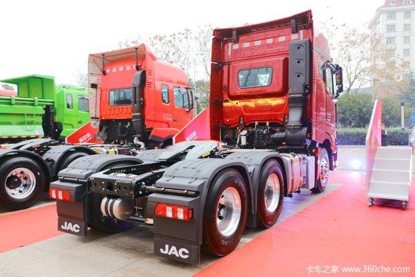 仅售43.30万格尔发K7牵引车优惠促销