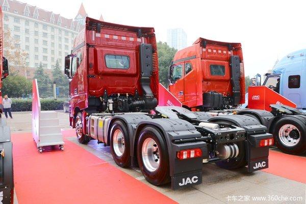 回馈客户徐州格尔发K7牵引车售44.50万