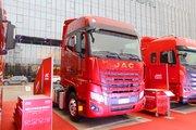江淮 格尔发K7重卡 540马力 6X4自动挡牵引车(ZF AMT手自一体)(HFC4252P13K7E33S7V)