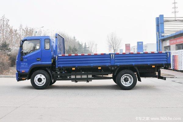 降价促销帅铃Q8载货车仅售14.80万