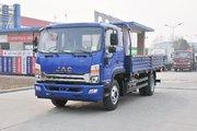 江淮 帅铃Q8 154马力 4X2 5.25米排半栏板载货车(HFC1141P91K1C6V)