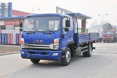 江淮 帅铃Q8 154马力 4X2 5.25米排半栏板载货车(HFC1141P91K1C6V) 卡车图片