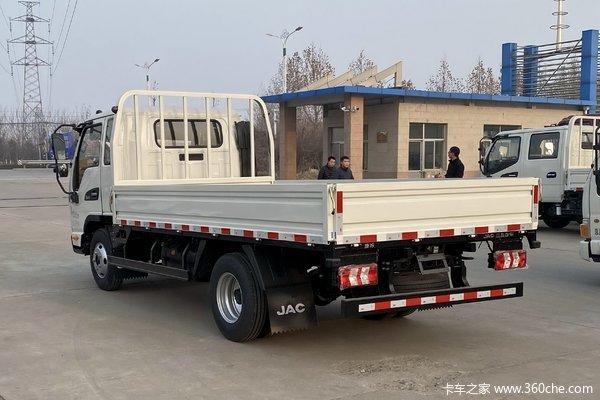 降价促销广州骏益康铃J5载货车仅售7.98万