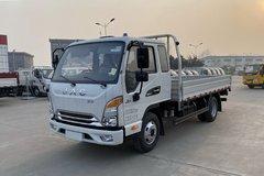 江淮 康铃J5 132马力 3.85米排半栏板轻卡(HFC1041P52K3C2V) 卡车图片