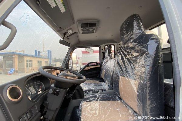 回馈客户江淮康铃J5载货车仅售10.90万元