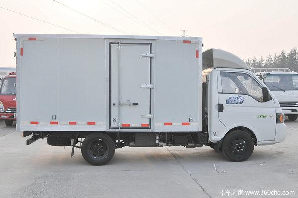 优惠0.5万福州杰翰康铃X5载货车促销中