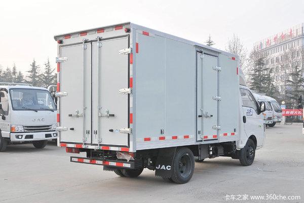 降价促销康铃X5载货车仅售5.30万