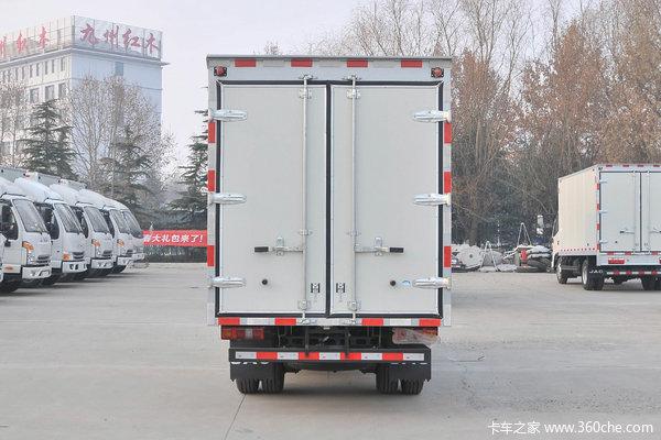 优惠0.2万广州骏益康铃X5载货车促销中