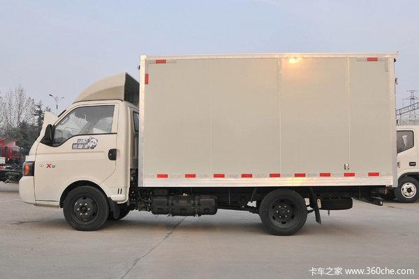 优惠0.2万江淮康铃X5载货车促销中