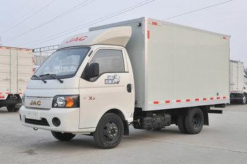 江淮 恺达X5 1.6L 120马力 3.5米单排厢式微卡(国六)