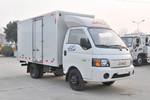 江淮 恺达X5 1.5L 113马力 3.5米单排厢式微卡(国六)(HFC5030XXYPV4E2B4S)图片