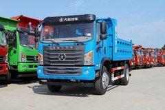 大运 G6中卡 160马力 4X2 4.2米自卸车(DYQ3121D5AB)图片