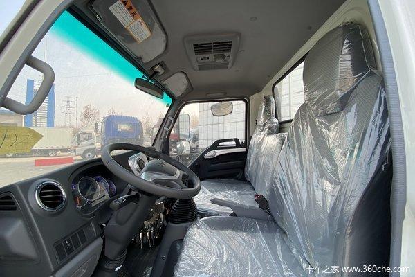 为回馈新老客户骏铃E3载货车仅售8.50万