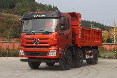 大运 风度中卡 220马力 6X2 5.2米自卸车(DYZ3200D5CC)