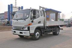 江淮 骏铃V6 148马力 3.905米排半栏板轻卡(HFC1043P91K6C2V) 卡车图片