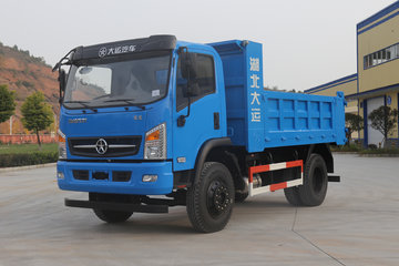 大运 运途 160马力 4X2 4.2米自卸车