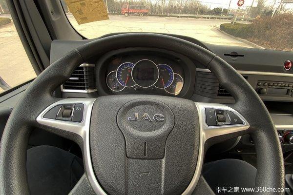 鼠年厂家让利江淮骏铃V6临沧一心大促销