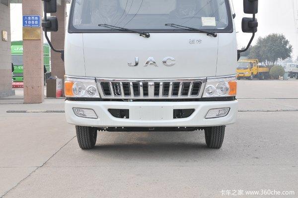 仅售7.60万云南骏福骏铃E5载货车优惠促销