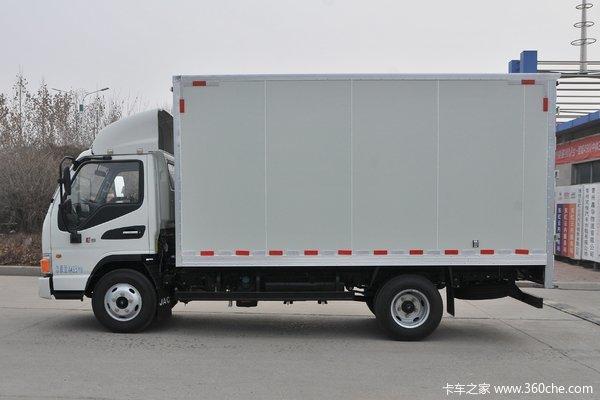 回馈客户骏铃E5载货车仅售7.80万