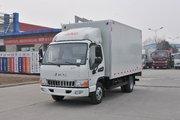 江淮 骏铃E5 116马力 4.15米单排厢式轻卡(HFC5043XXYP92K1C2V-S)